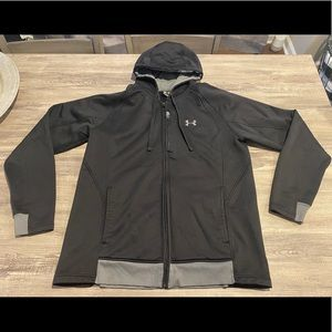 Under Armour Zip-up Athletic Hooded Jacket